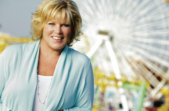 Mary Ann Powell is the CEO/General Manager Of Pacific Park on the Santa Monica Pier that plays host to 6.5 million visitors annually.