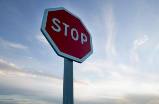 """Santa Monica Police Sergeant Phillbo Rubish wants to remind everyone that """"stop signs mean just that"""