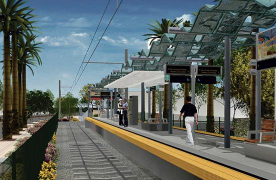 Projects such as the Expo Line in Santa Monica would continue to be funded by Measure R if its expiration date is eliminated.