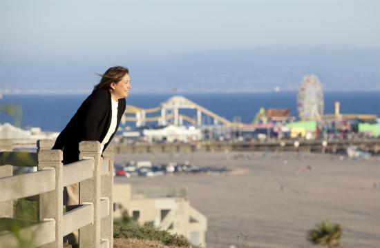 Gleam Davis will run for re-election to the Santa Monica City Council in November 2012.