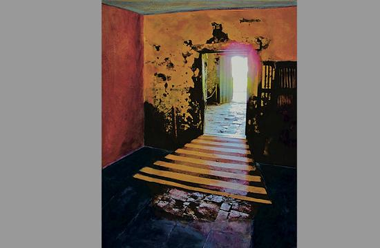 An image from Robin Becker that will be featured in the 11th Annual Topanga Canyon Artists' Studio Tour this weekend.
