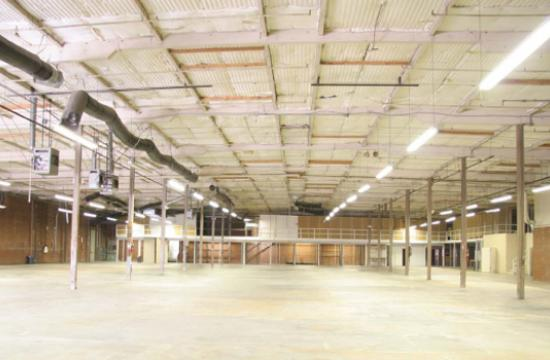 "Centinela Studios' warehouse  has been used as a sound stage for ""7th Heaven"