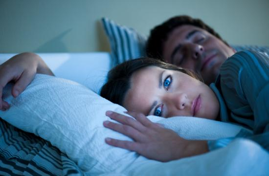 There are some simple lifestyle changes that can help prevent insomnia.