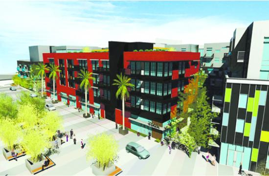"""Santa Monica Planning Commissioners voted to recommend the """"East Village"""" Development Agreement to City Council on Wednesday night after four hours of deliberations."""