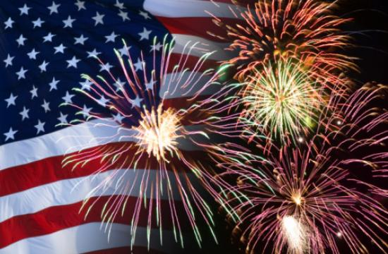 Fireworks may not be used in Santa Monica even if they are legal in the city in which they are purchased.
