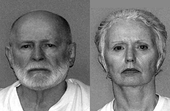 """James """"Whitey"""" Bulger and his girlfriend Catherine Greig were arrested in the apartment on June 22"""