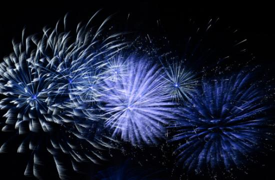 Spectacular fireworks will be held at 9 p.m. to salute America at Santa Monica College this Saturday