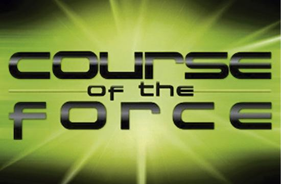 The Course Of The Force Lightsaber Relay starts Saturday