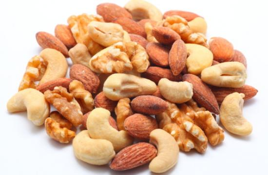 Helping yourself to a handful of nuts and seeds every day can improve circulation and muscle tone.