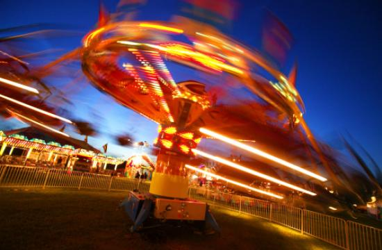 The LAPD West Bureau Carnival will take place Friday