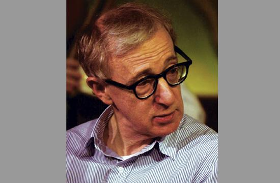 "Woody Allen talks about ""To Rome With Love."""