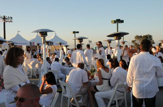White Light White Night gala will return for the sixth year on Saturday