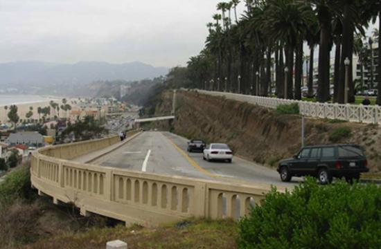The California Incline will be torn down and rebuilt in the fall of next year.