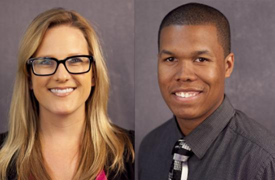 Cheryl Bagby and Chris Brown have joined Downtown Santa Monica