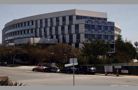 The RAND Corporation will scrap some of its parking spaces and convert them into office space.