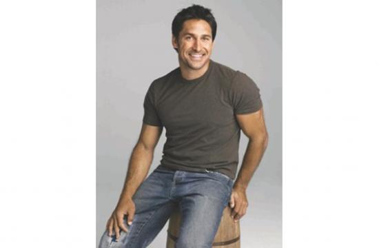 Australia Rocks The Pier emcee Jamie Durie is an internationally renowned landscape designer and horticulturalist.