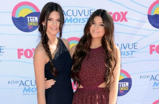 Kendall and Kylie Jenner will make an appearance in Santa Monica today.