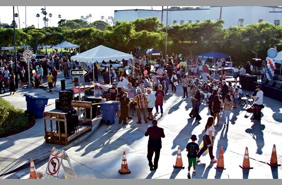 Santa Monica's National Night Out Tuesday