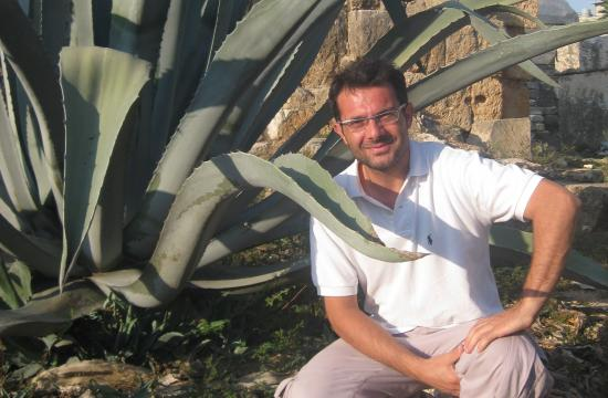 Dr. Paolo Torresan will be a Fulbright Visiting Scholar at SMC in 2012-13