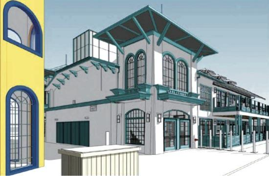 The owners of a new restaurant coming to the Santa Monica Pier have asked for an amendment to the Municipal Code to allow for a third story roof dining deck.