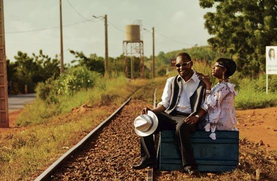 The blind husband and wife duo of Amadou and Mariam will perform this Thursday.