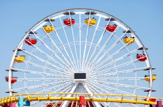 The Santa Monica Pier Corporation will open a visitor center and gift shop on the pier.