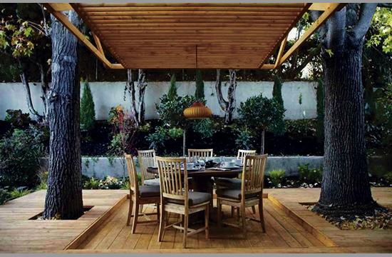 There are many ways to revamp your outdoor space without breaking the bank.