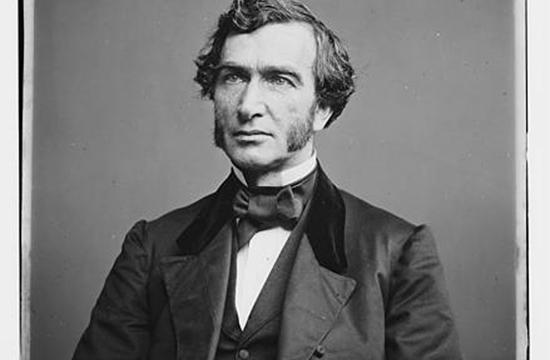 Justin Morrill was a Representative and a Senator from Vermont
