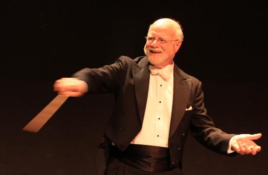 Allen Robert Gross is excited to lead Santa Monica's newest full-scale orchestra called Orchestra Santa Monica.
