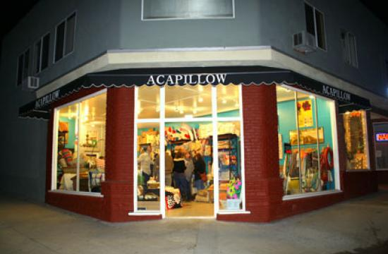 Santa Monica businesses such as Acapillow Home Furnishings are offering discounts and deals this Carmageddon II weekend. See below for a list of some of the specials.