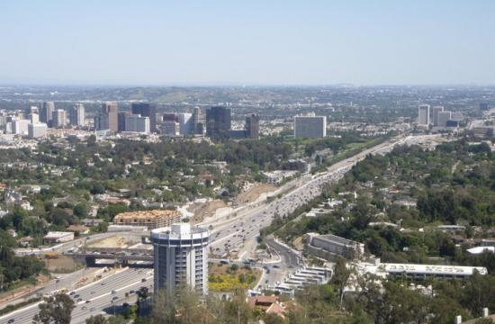 The 405 Freeway will shut down this weekend between the 10 and 101 freeways with ramps closing as early as 7 p.m. today