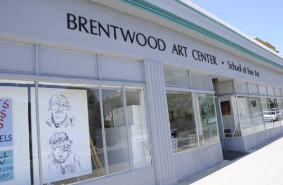 The Brentwood Art Center has reopened at 13031 Montana Avenue.