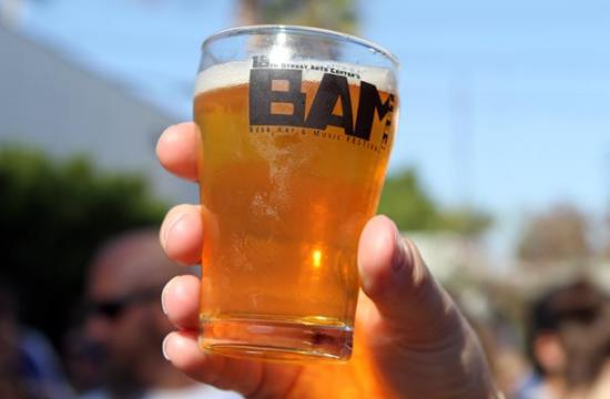 The 3rd Annual Beer Art and Music Festival this Saturday hits sunny Santa Monica for a good cause.