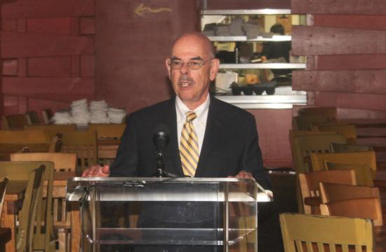 Incumbent democrat Henry Waxman announced he will introduce legislation to monitor antibiotic use in animals. He made the announcement Tuesday morning at Border Grill in Santa Monica.