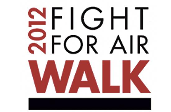 "The American Lung Association ""Fight For Air"" Walk is this Sunday"