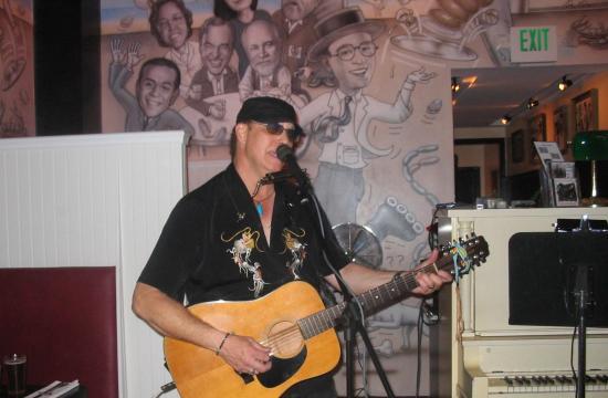 Danny Sandock will perform at Sonny McClean's Irish Pub in Santa Monica on Thursday