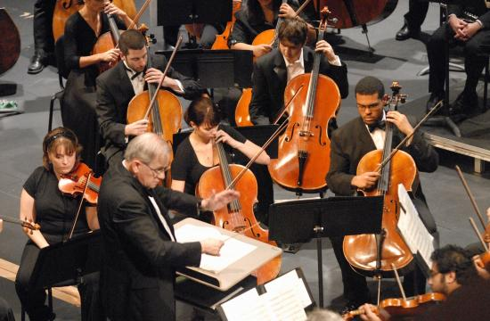 The SMC Symphony Orchestra will perform Nov. 18.