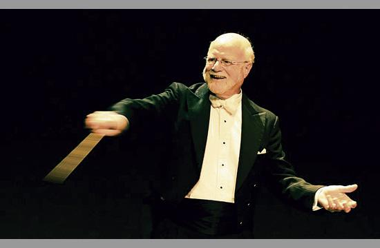 Allen Robert Gross is excited to lead Santa Monica's newest full-scale orchestra called Orchestra Santa Monica with the inaugural concert this Saturday.