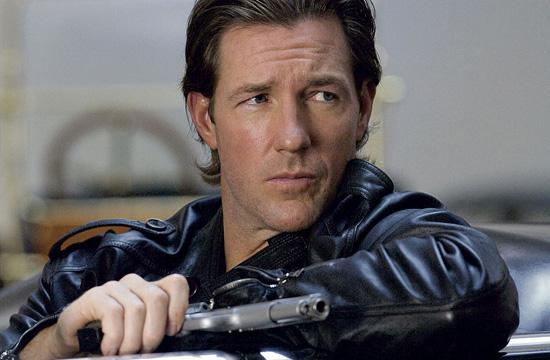 "Edward Burns as Detective Thomas Kane in a scene from the action thriller ""Alex Cross"