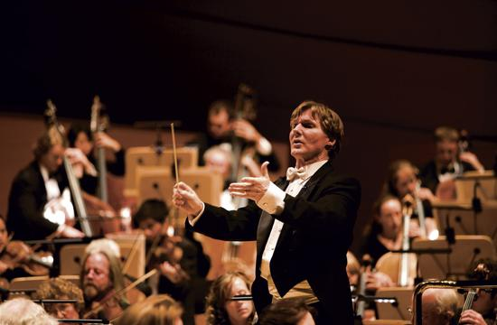 Guido Lamell has rebuilt the Santa Monica Symphony as its new conductor and music director.