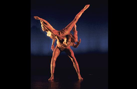 Sy Gaskin and Kaori Tanaka will be part of Synapse Dance Theater's three concerts this weekend.