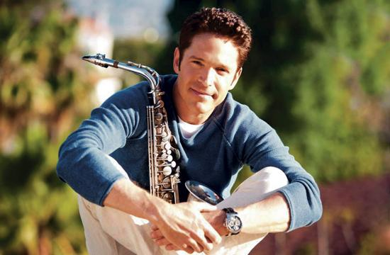 Grammy nominated jazz saxophonist Dave Koz will perform next Friday