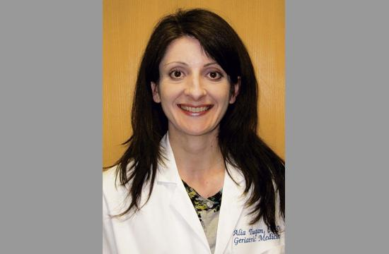 Dr. Alia Tuqan is a board-certified geriatrician with the highly regarded UCLA Geriatrics Program in Santa Monica and Westwood.  For more information
