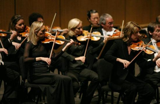 New West Symphony will perform at 4 p.m. today