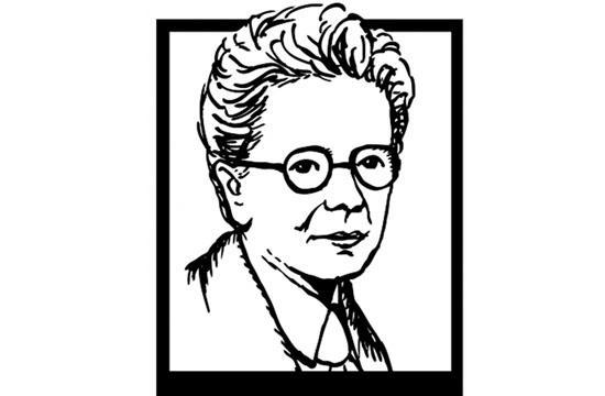 Julia Morgan was a pioneering woman in a man's field