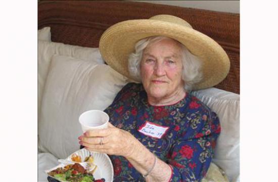 Ida May Bucher: June 8