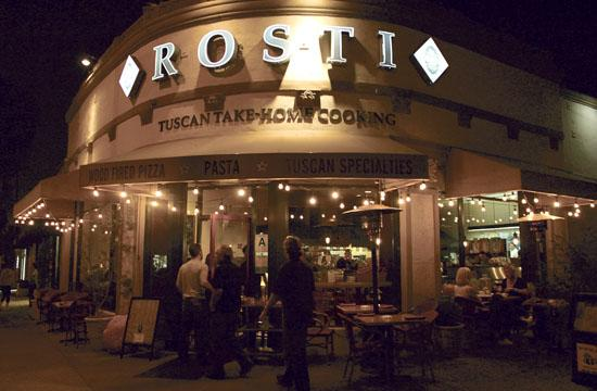 Rosti Tuscan Kitchen at 931 Montana Avenue this week introduced its Autumn Season Specials