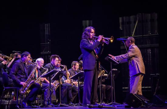 The SMC Jazz Band
