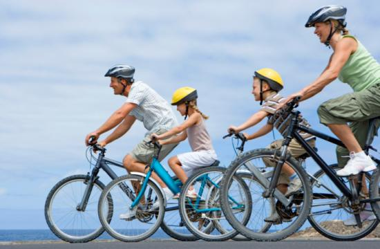 The first Family Bike Fest in Santa Monica is scheduled for Saturday
