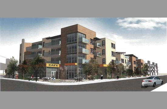 The proposed development at 3402 Pico Boulevard is a concern to neighboring residents who say if approved will increase health